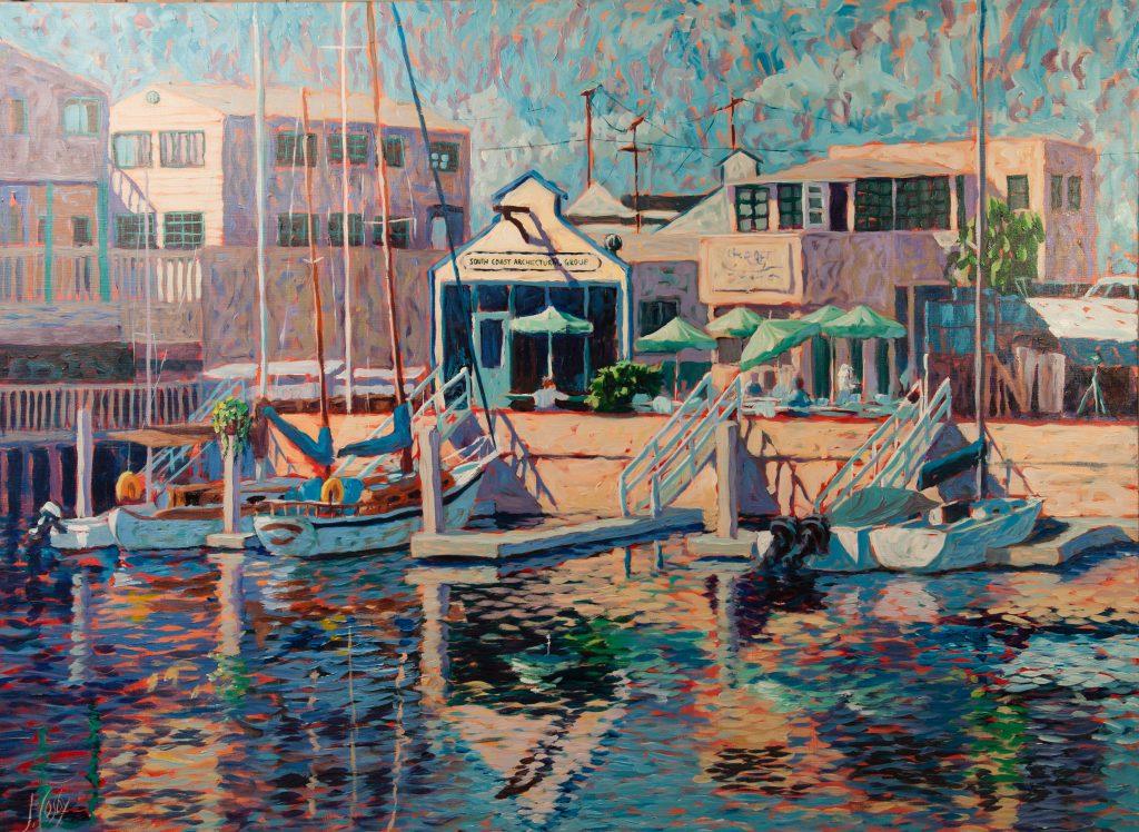 John Crosby - Cannery Morning