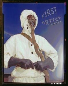 First Artist Gas Mask